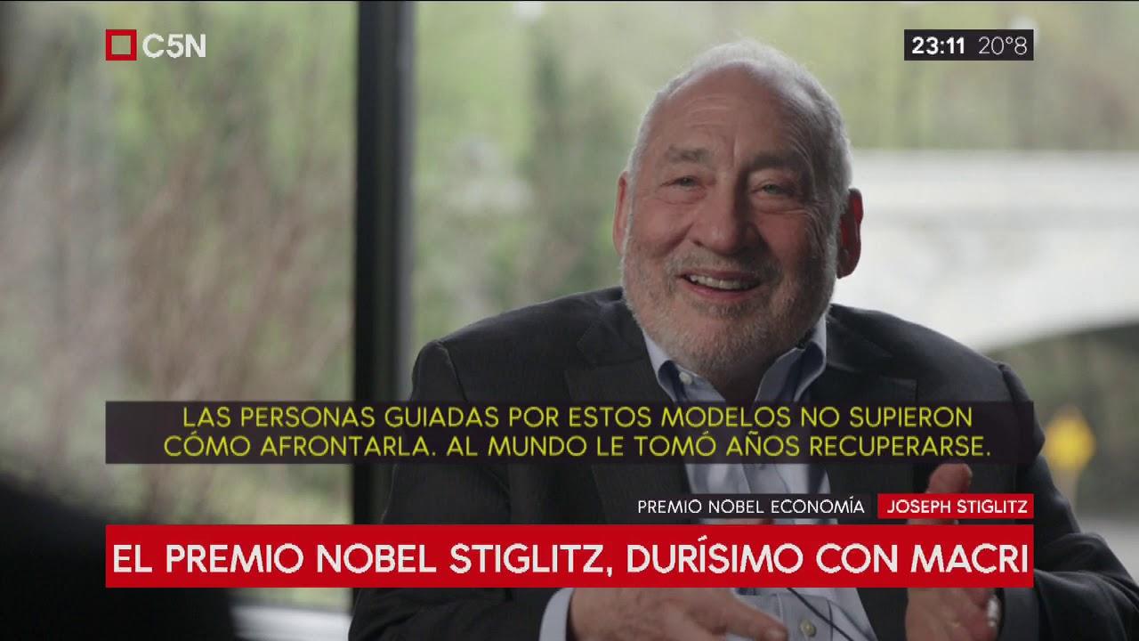 Exclusivo: Joseph Stiglitz habló con Alejandro Bercovich en Brotes Verdes