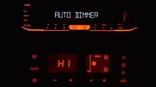 Tuning wizualny AUDI A4 B5 - Radio samochodowe JVC #6