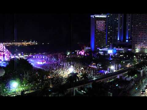 Ultra Music Festival - View from Biscayne Condo - Week 2 Day 1 Mp3