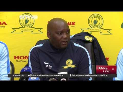 South African club Sundowns on the brink of semi-final berth