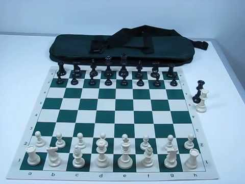 Heavy Tournament Chess Set Combo from Wholesale Chess