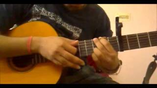 Learn LAIYAAN LAIYAAN on guitar (WITH FULL SONG- ACCURATE  TABS)