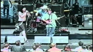 Butthole Surfers (Lollapalooza 1991) [04]. Gary Floyd
