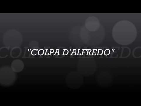 VASCO ROSSI - Colpa d'Alfredo (testo)