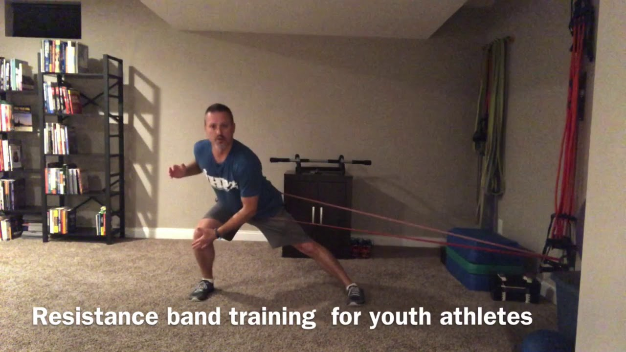Resistance Band Training for Youth Athletes