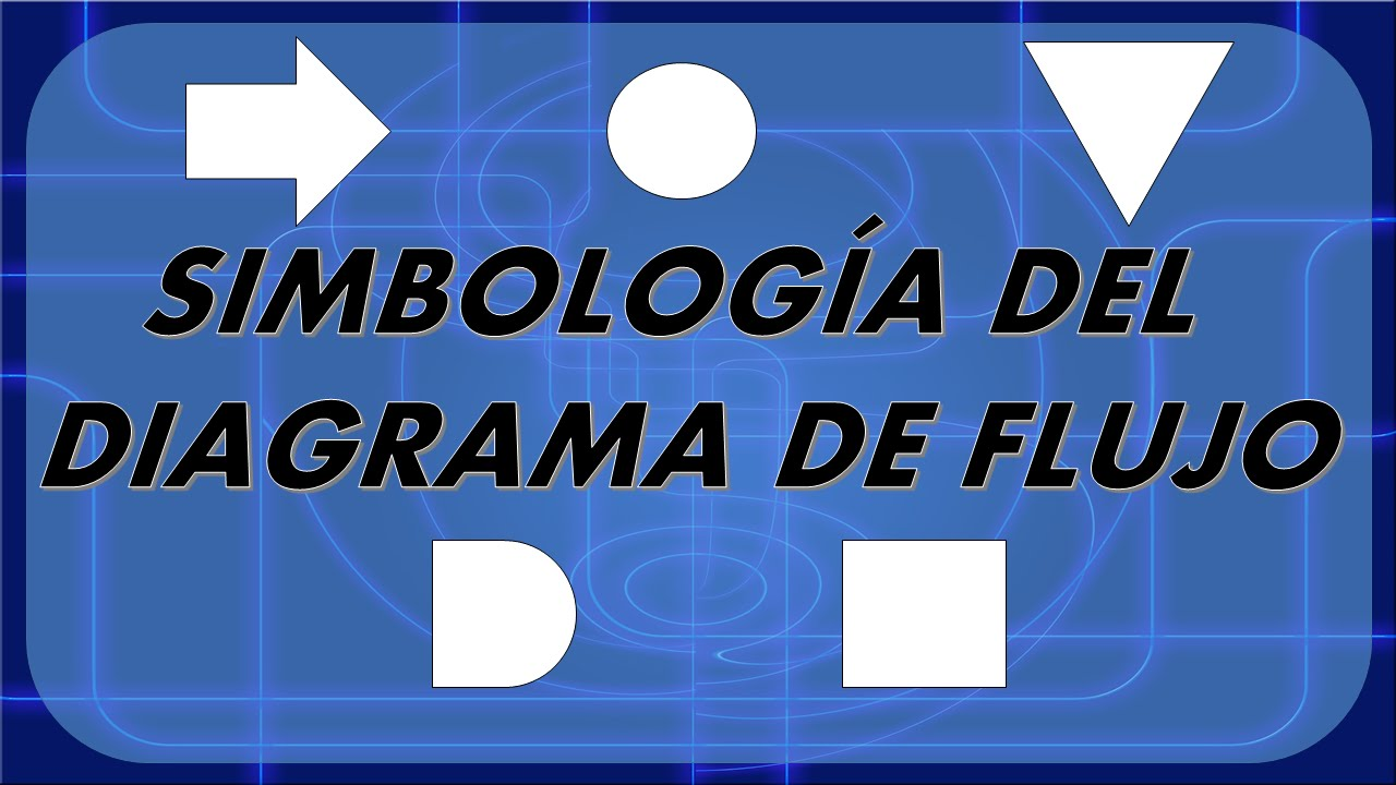 Diagrama de flujo simbologia youtube ccuart Image collections