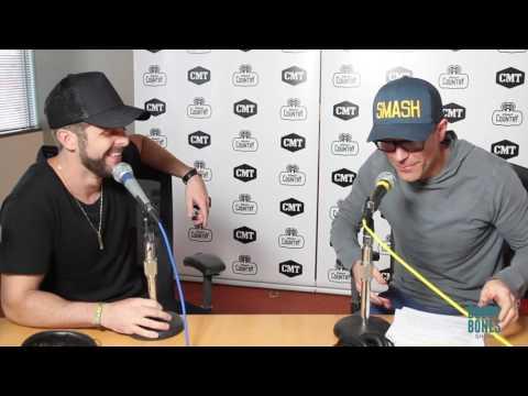 Bobby Interviews Thomas Rhett