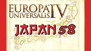 Europa Universalis 4 IV - Japan Ironman Hard 58