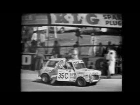 COLIN BOND 1969 HARDIE-FERODO 500 Bathurst