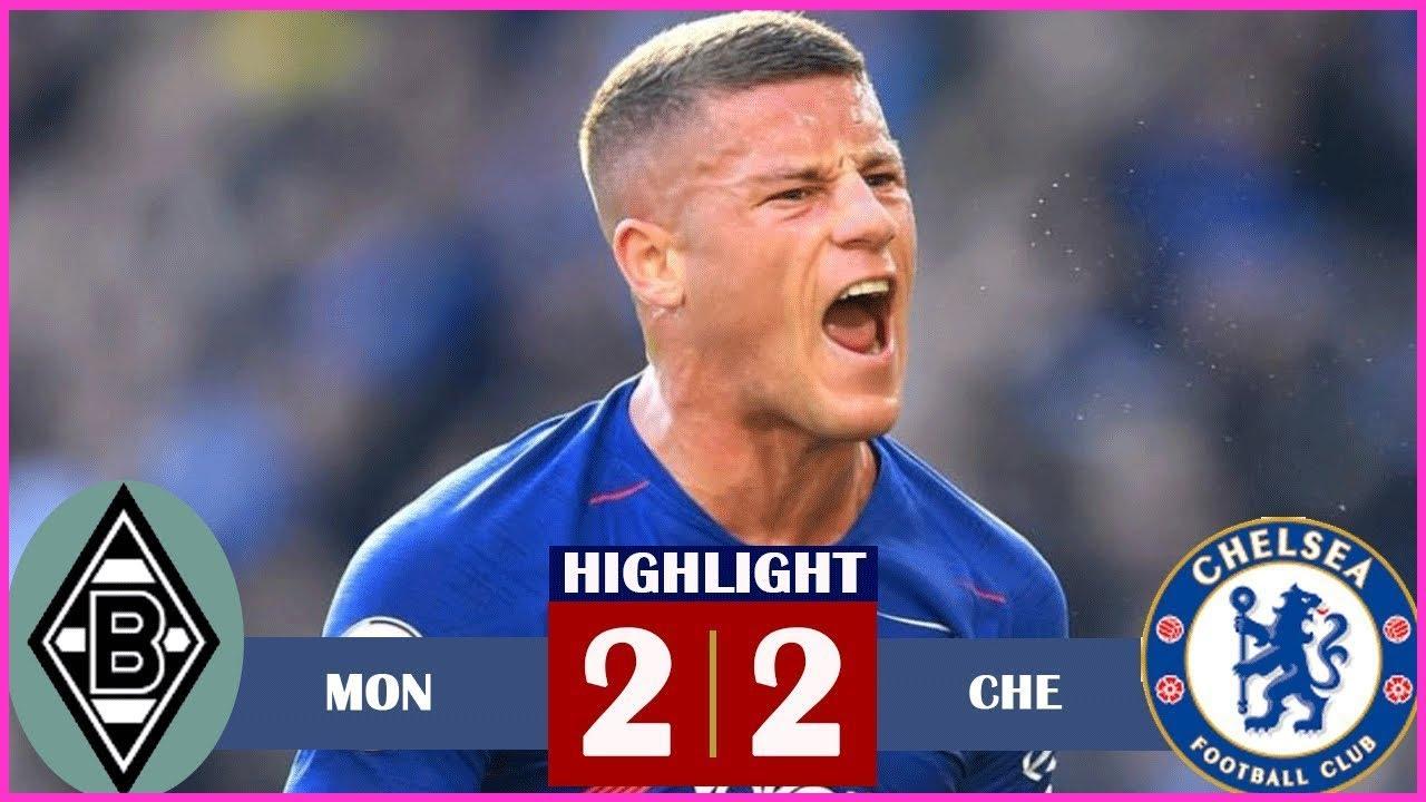 Borussia Monchengladbach vs Chelsea Live