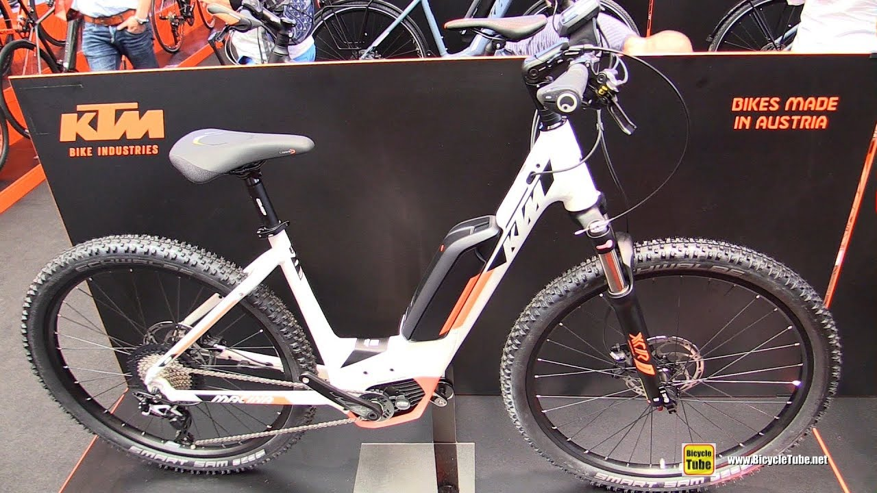 2019 ktm macina scout e bike walkaround 2018 eurobike. Black Bedroom Furniture Sets. Home Design Ideas