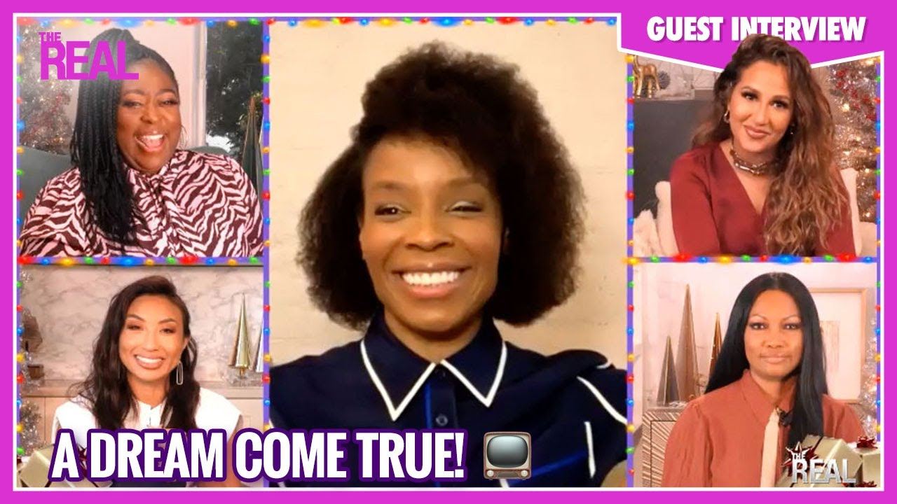 Amber Ruffin Launched a Talk Show During The Pandemic…But The Feeling Is Bittersweet