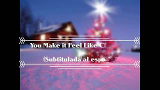 Gwen Stefani - YOU MAKE IT FEEL LIKE CHRISTMAS ft (Black Shelton)  Subtitulos en español + Lyrics