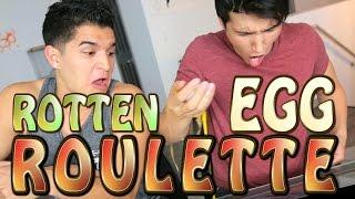 ROTTEN Egg Roulette!!