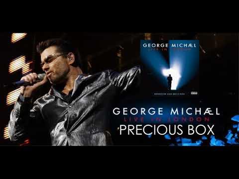George Michael ''Precious Box'' (Live in london)