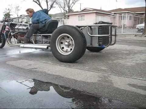 HomeMade V8 Trike
