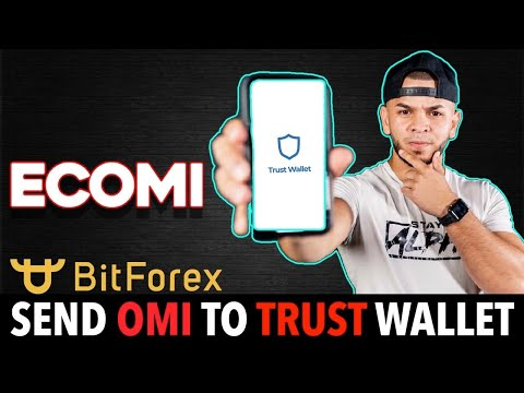 OMI Trust Wallet // How To Send OMI To Trust Wallet