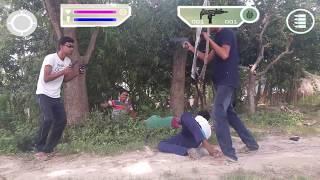 Mini Militia In Real Life Attack!!!