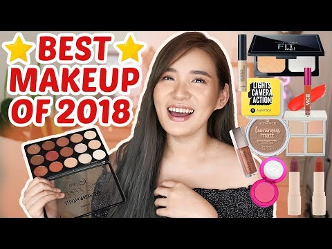 THE BEST MAKEUP PRODUCTS OF 2018 (Yearly FAVORITES!) | Toni