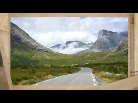 Roundtrip: Ålesund - Geiranger - Åndalsnes #cycling #Norway