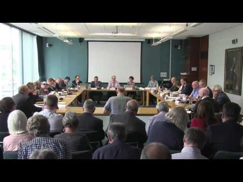 Shropshire Council Cabinet July 13th 2016