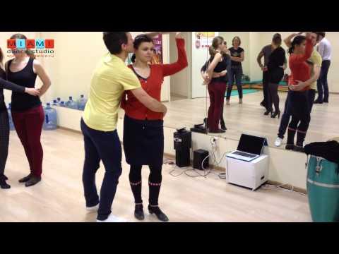 A taste of Miami Dance Studio (salsa)