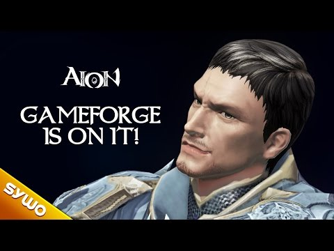 AION 5.1 - Gameforge Is On It!