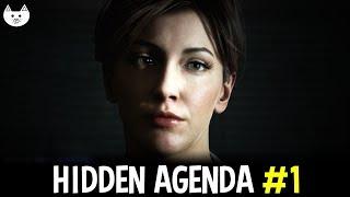 Hidden Agenda - By The Makers of UNTIL DAWN - Hidden Agenda Gameplay Part 1