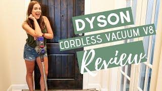 Dyson Animal V8 Cordless Vacuum Review