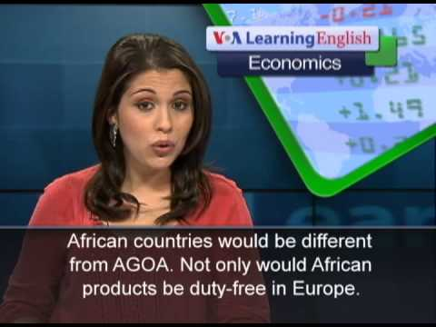 african growth and opportunity act economics essay Africa's promise‖ that now is the time to capitalize on africa's unprecedented economic growth and the african growth and opportunity act 1.