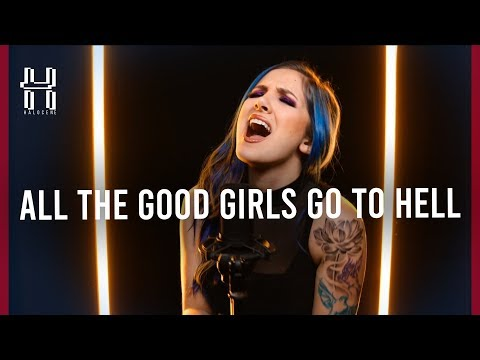 Billie Eilish - All The Good Girls Go To Hell (Rock Cover By Halocene)