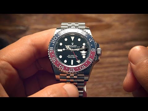 Here's Why Rolex Can't Fix The BLRO Bezel | Watchfinder & Co.