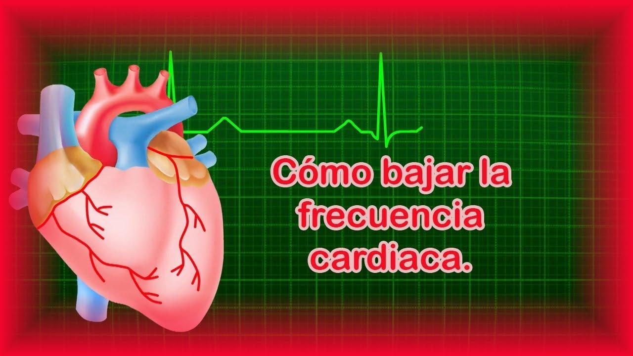 como bajar la frecuencia cardiaca al correr