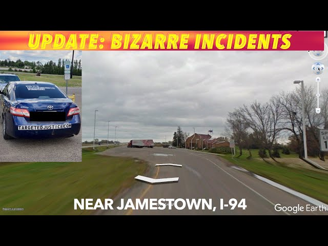 UPDATE: Bizarre Incidents At Jamestown May Have Tie To Northern Valley