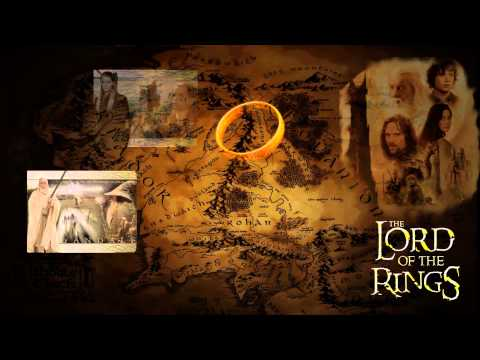 LOTR (Lord Of The Rings) Animated Wallpaper For Windows Dreamscene