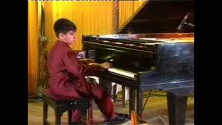 CONCERT PIANIST ABHAY GOYLE LIVE IN CONCERT
