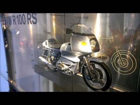 BMW Motorrad Days 2015. Отчет о поездке. Серия 2 Музей BMW, Мюнхен