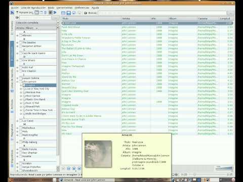 La música en Linux (I): Amarok