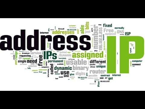 видео: Какие бывают ip адреса
