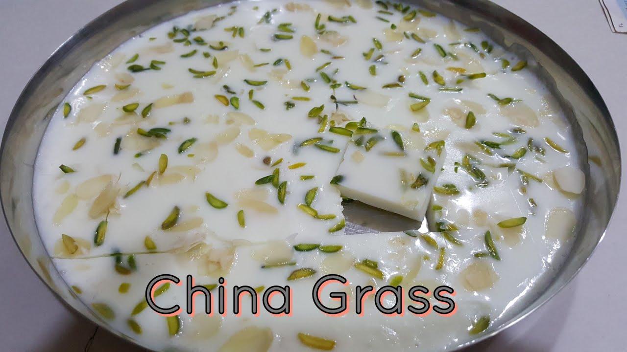Download China Grass (A Desert)/ Ramadan Recipe