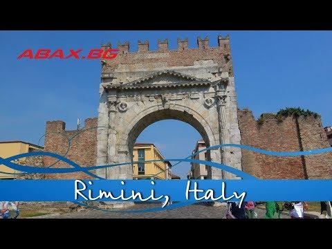 Rimini, Italy travel guide www.bluemaxbg.com