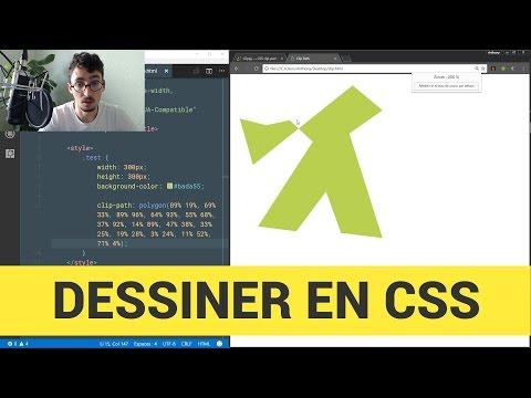 Créer Tous Types De Formes En CSS Avec Clip Path