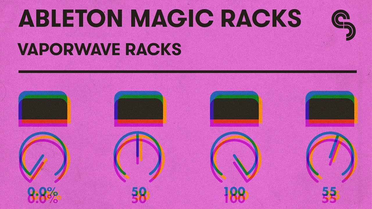 Ableton Magic Racks: Vaporwave Racks | Buy Now, Instant