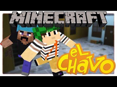 EL MEJOR MAPA DEL CHAVO DEL OCHO ● Minecraft