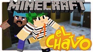 EL MEJOR MAPA DEL CHAVO DEL OCHO ● Minecraft thumbnail
