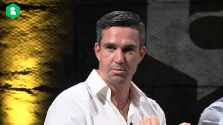 Kevin Pietersen on facing Jimmy Anderson in the nets
