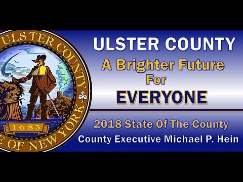 County Executive Mike Hein - 2018 State of the County