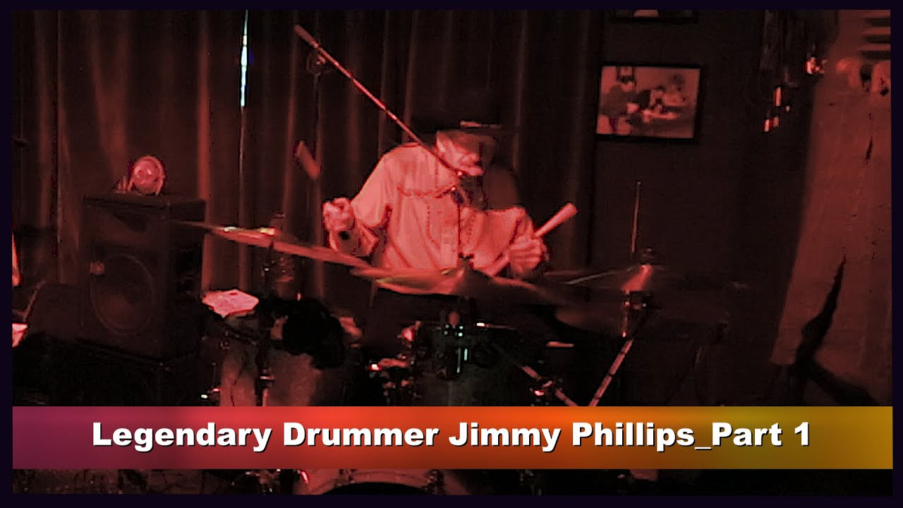 Meeting Legendary Drummer Jimmy Phillips_Part 1