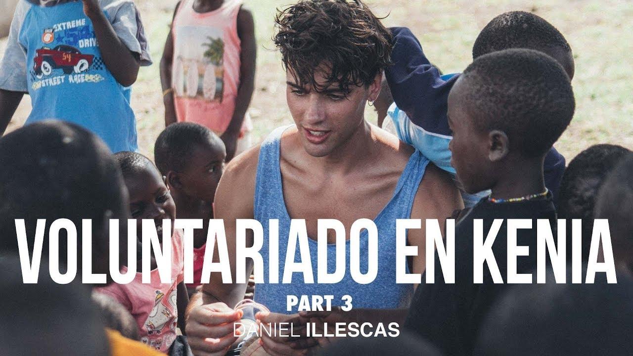 EL VOLUNTARIADO QUE CAMBIÓ MI VIDA | DANIEL ILLESCAS