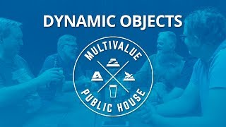 MultiValue Public House jBASE 5.7 Dynamic Objects